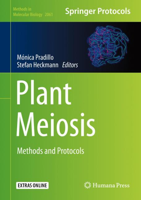 Cover of 'Plant Meiosis'