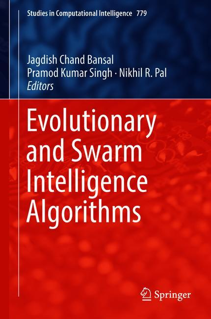 Cover of 'Evolutionary and Swarm Intelligence Algorithms'