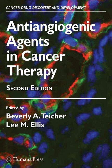 Cover of 'Antiangiogenic Agents in Cancer Therapy'