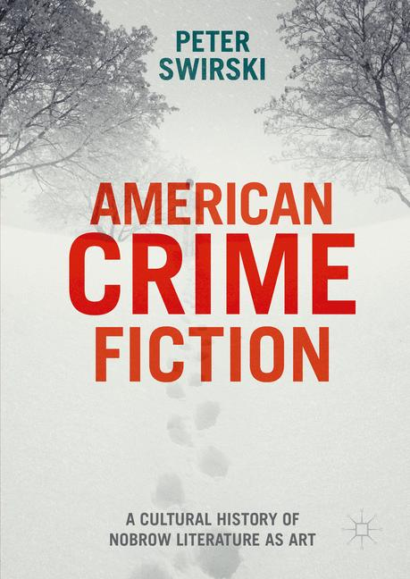 Cover of 'American Crime Fiction'