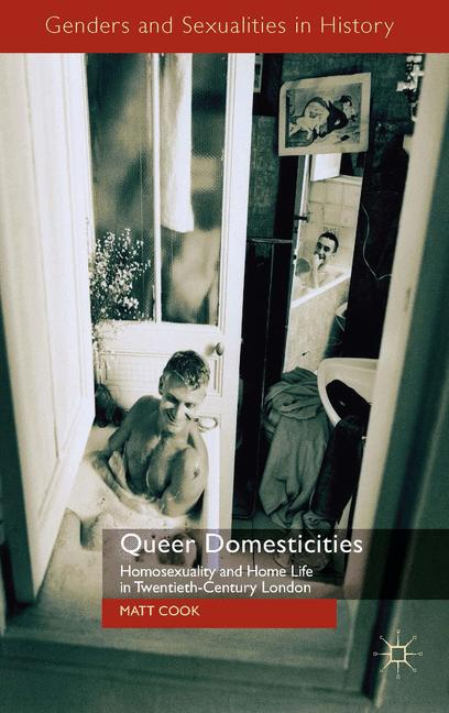 Cover of 'Queer Domesticities'