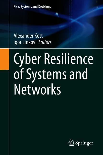 Cover of 'Cyber Resilience of Systems and Networks'