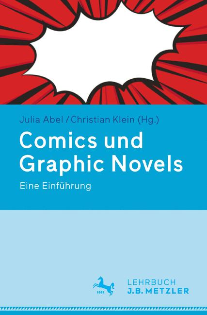 Cover of 'Comics und Graphic Novels'