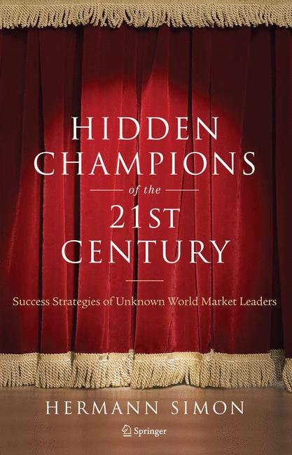 Cover of 'Hidden Champions of the Twenty-First Century'