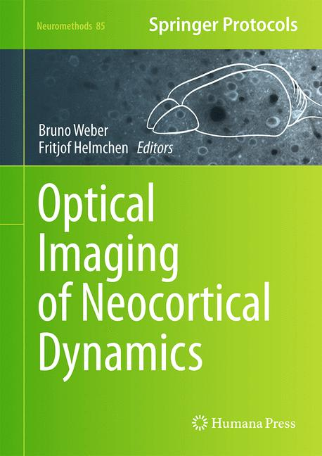 Cover of 'Optical Imaging of Neocortical Dynamics'