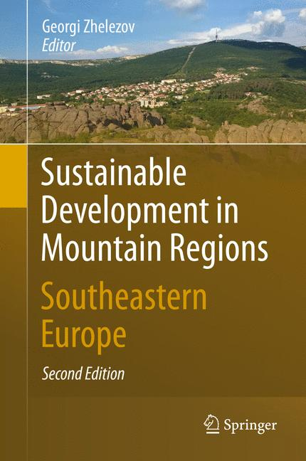 Cover of 'Sustainable Development in Mountain Regions'