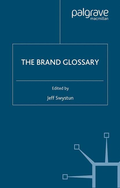 Cover of 'The Brand Glossary'