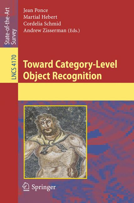 Cover of 'Toward Category-Level Object Recognition'