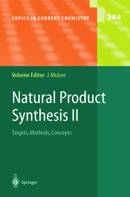 Cover of 'Natural Products Synthesis II'