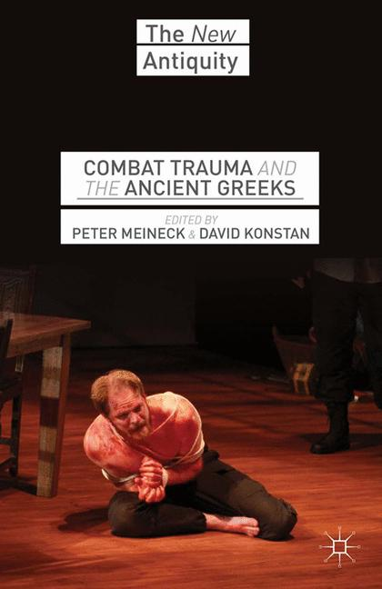 Cover of 'Combat Trauma and the Ancient Greeks'