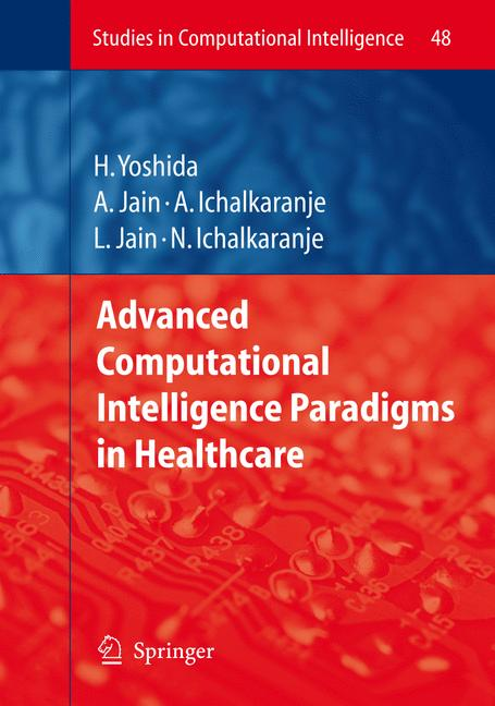 Cover of 'Advanced Computational Intelligence Paradigms in Healthcare – 1'