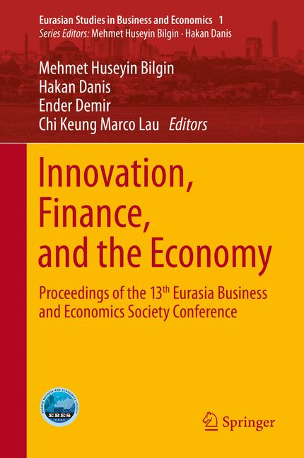 Cover of 'Innovation, Finance, and the Economy'