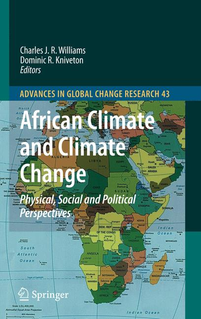 Cover of 'African climate and climate change'