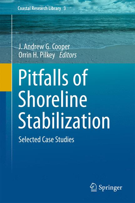 Cover of 'Pitfalls of Shoreline Stabilization'