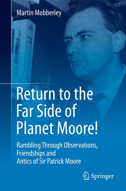 Cover of 'Return to the Far Side of Planet Moore!'