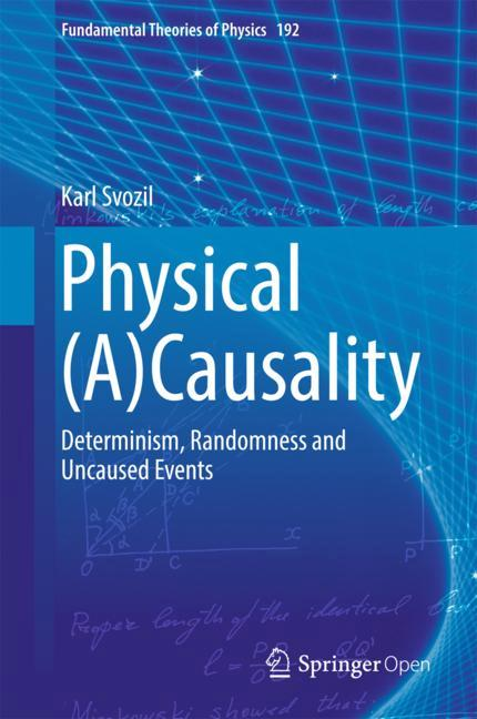 Cover of 'Physical (A)Causality'
