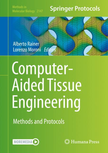 Cover of 'Computer-Aided Tissue Engineering'
