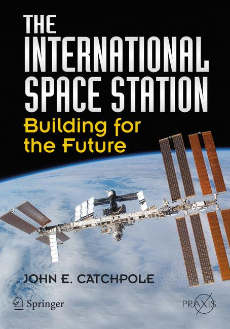 Cover of 'The International Space Station'