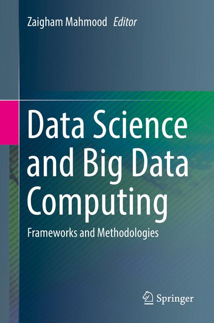 Cover of 'Data Science and Big Data Computing'