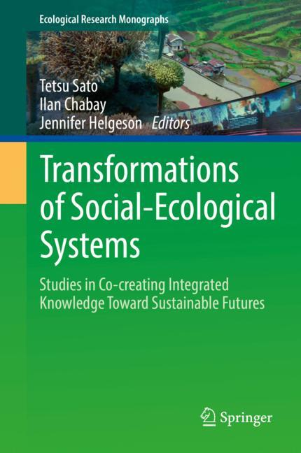 Cover of 'Transformations of Social-Ecological Systems'