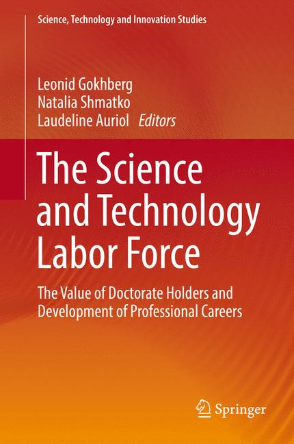 Cover of 'The Science and Technology Labor Force'
