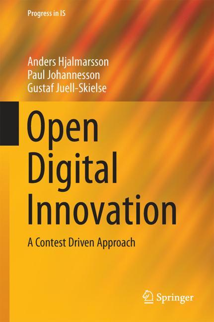 Cover of 'Open Digital Innovation'