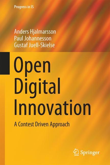 Cover of 'Open Digital Innovation'