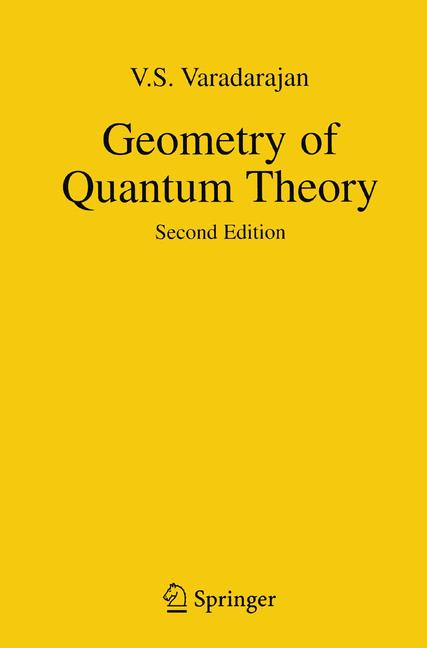 Cover of 'Geometry of Quantum Theory'