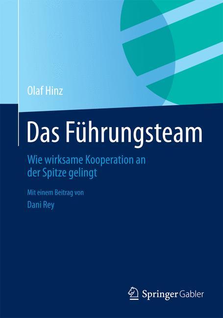 Cover of 'Das Führungsteam'