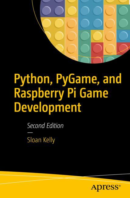 Cover of 'Python, PyGame, and Raspberry Pi Game Development'