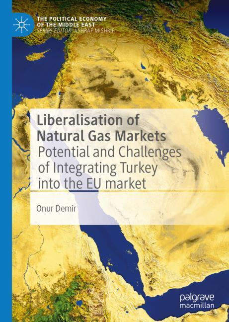 Cover of 'Liberalisation of Natural Gas Markets'