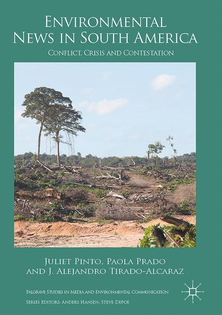 Cover of 'Environmental News in South America'