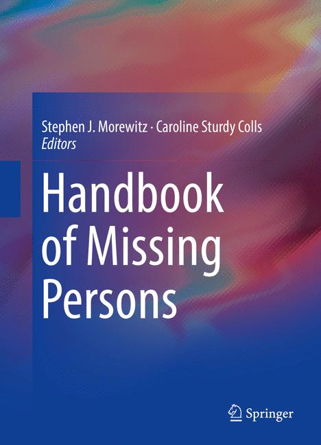 Cover of 'Handbook of Missing Persons'