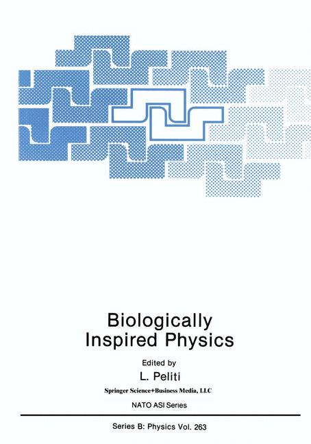 Cover of 'Biologically Inspired Physics'