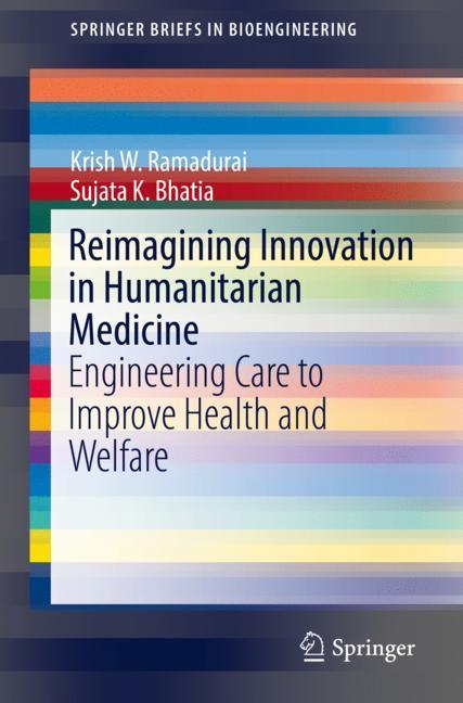 Cover of 'Reimagining Innovation in Humanitarian Medicine'