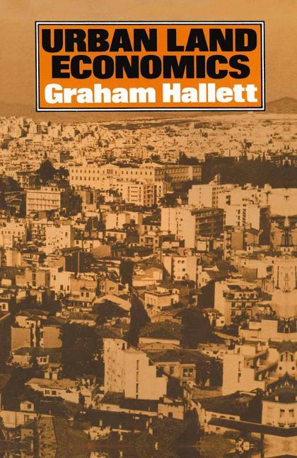 Cover of 'Urban Land Economics'