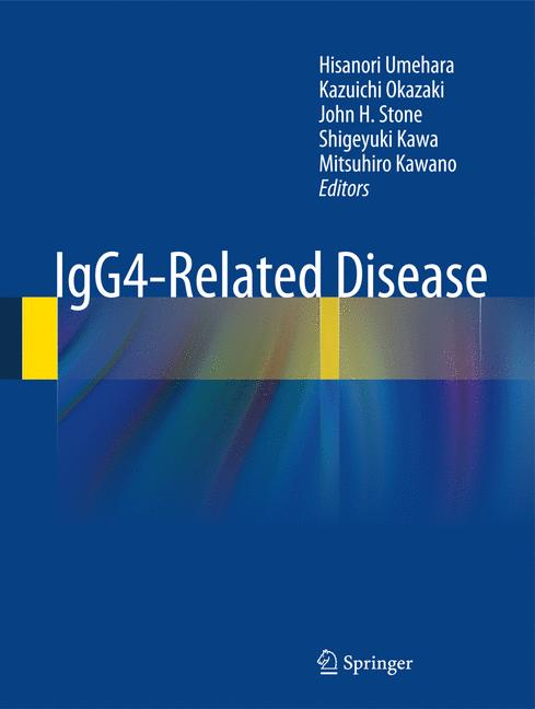 Cover of 'IgG4-Related Disease'