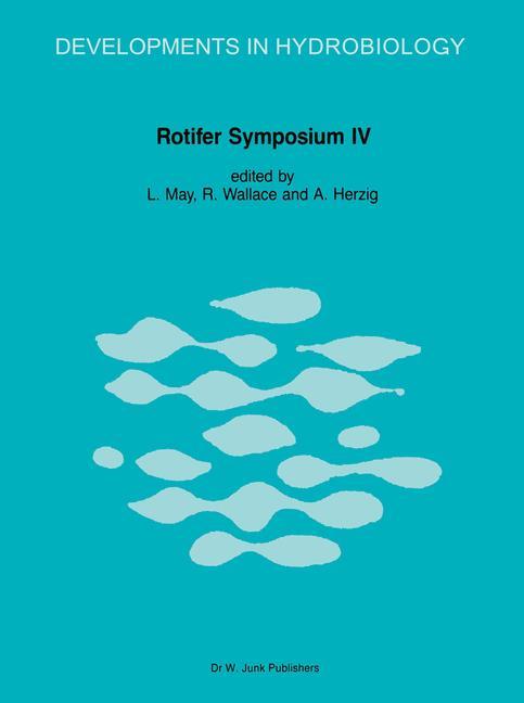 Cover of 'Rotifer Symposium IV'