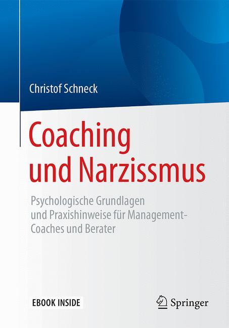 Cover of 'Coaching und Narzissmus'