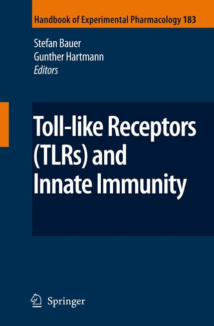 Cover of 'Toll-Like Receptors (TLRs) and Innate Immunity'