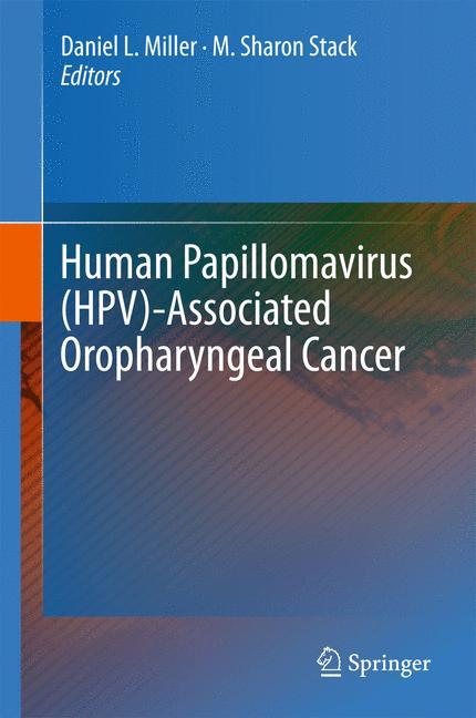 Cover of 'Human Papillomavirus (HPV)-Associated Oropharyngeal Cancer'