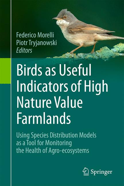 Cover of 'Birds as Useful Indicators of High Nature Value Farmlands'