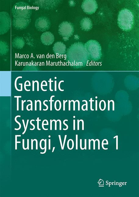 Cover of 'Genetic Transformation Systems in Fungi, Volume 1'