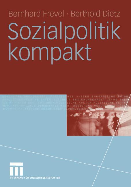 Cover of 'Sozialpolitik kompakt'