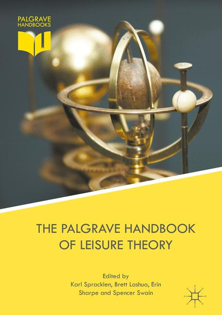 Cover of 'The Palgrave Handbook of Leisure Theory'