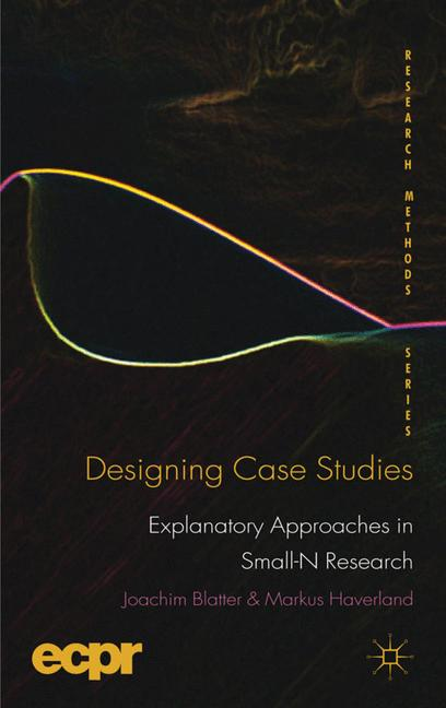 Cover of 'Designing Case Studies'