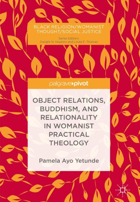 Cover of 'Object Relations, Buddhism, and Relationality in Womanist Practical Theology'