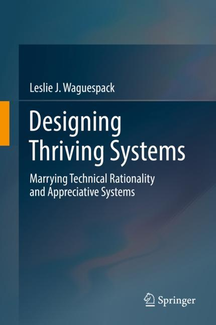 Cover of 'Designing Thriving Systems'