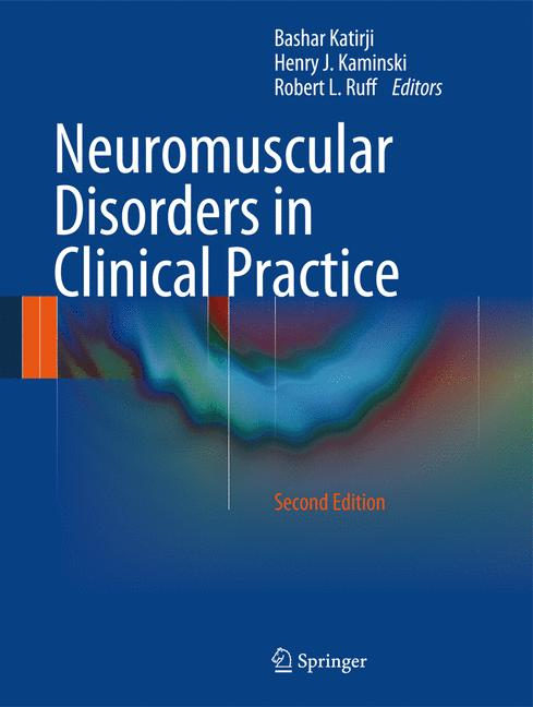 Cover of 'Neuromuscular Disorders in Clinical Practice'