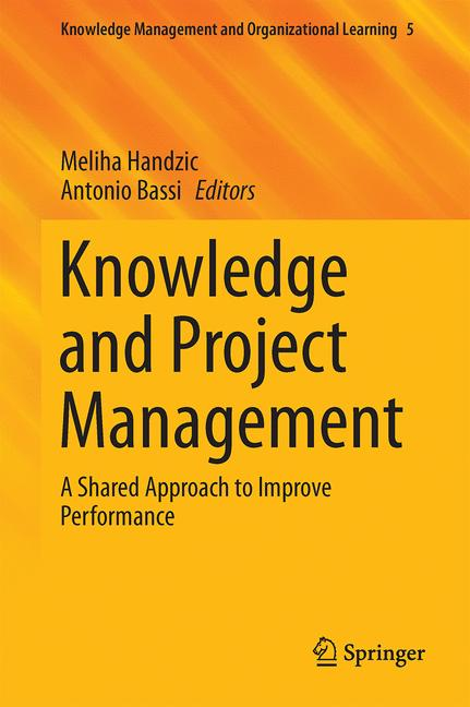 Cover of 'Knowledge and Project Management'